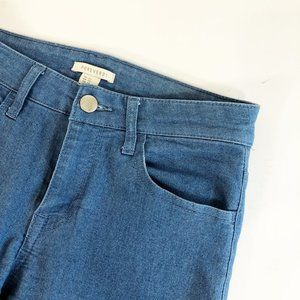 Forever 21 Blue Cropped Jeans 27
